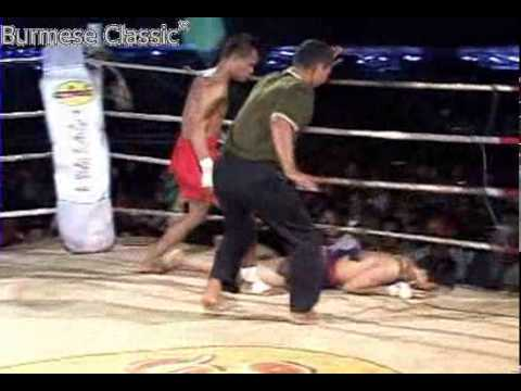 Thai vs Myanmar 2011 fight1