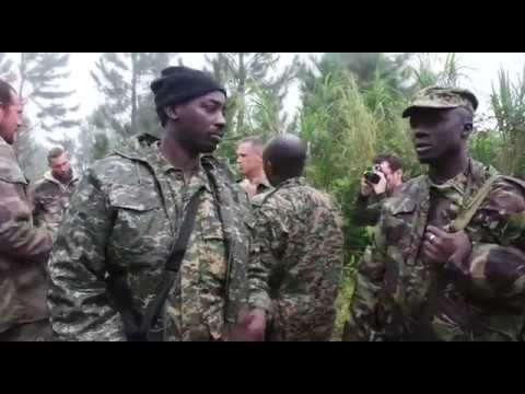 Uganda, France in joint military training