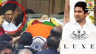Video Who leads the Jazz Cinemas and Luxe Cinemas Theatre | Vivek spotted at Jayalalitha Funeral MP3, 3GP, MP4, WEBM, AVI, FLV November 2017