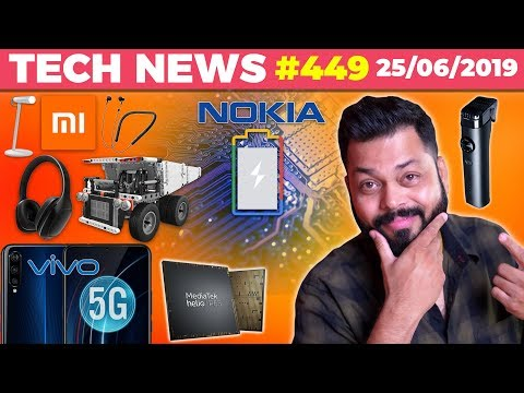 Awesome New Battery Tech, 5 New Xiaomi Devices,Vivo IQOO 5G, Helio P65, JioGigaFiber,Pixel 4-TTN#449