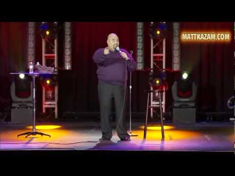 Paula Deen - Stand Up Comedy Clip From Matt Kazam Special