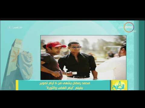 """أحمد السقا يُجسد الرئيس السيسي في """"أيام الغضب والثورة"""".. وأحمد رزق يقدم شخصية محمد مرسي"""