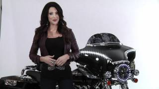 Kuryakyn Garage Street Glide Lighting