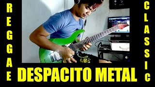 Video DESPACITO, REGGAE, CLASSICAL, METAL GUITAR VERSION MP3, 3GP, MP4, WEBM, AVI, FLV Mei 2019