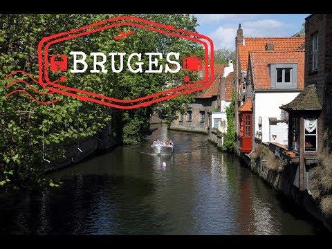 Conheça as maravilhas de Bruges na Bélgica