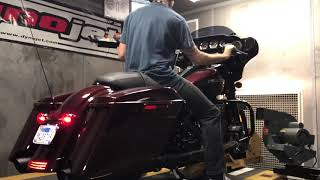 7. 2018 Harley-Davidson Street Glide Special HP & TQ Numbers