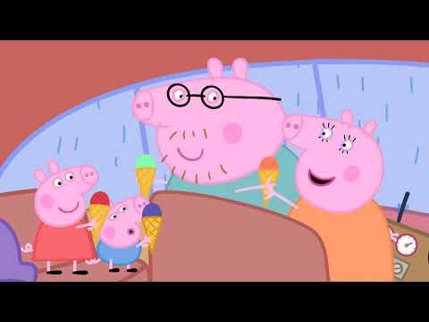 Peppa Pig | L' arc-en-ciel (S03E02)