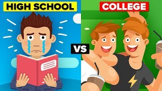 Nonton High School Vs College   How Do They Compare  Film Subtitle Indonesia Streaming Movie Download