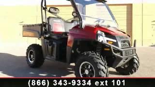 10. 2010 Polaris Ranger 800 XP EPS - RideNow Powersports Peoria