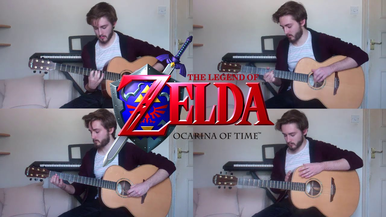 Legend of Zelda – Gerudo Valley – VGM Acoustic