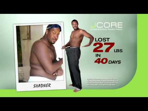 JCORE 20-Minute Accelerated Body Transformation Workout DVD Program Review | Endomorph Fat Loss