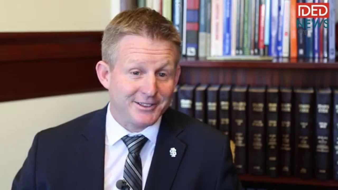 Lawmaker explains his perfect score on Ed News quiz