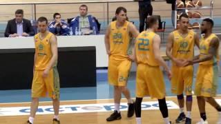 Ұлттық лига: «Астана» — «Тобол»