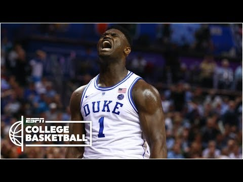 Zion Williamson puts on a show in return for Duke vs. Syracuse   College Basketball Highlights