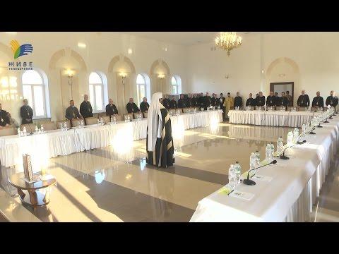 На закінчення першого дня Синоду єпископи склали присяги