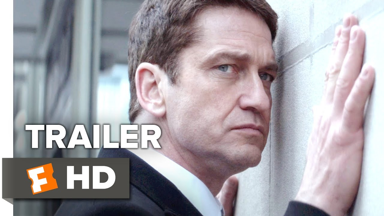 What are You Working For? Watch Gerard Butler Deal with a Personal Crisis in 'A Family Man' (Trailer) with Willem Dafoe