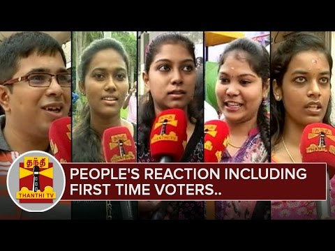 TN-Votes--Peoples-Reactions-including-First-Time-Voters-Thanthi-TV
