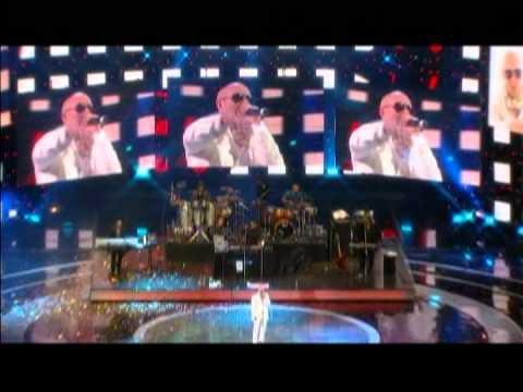 Festival de Viña 2011, Pitbull, Bon bon panamericano