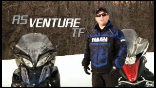 10. 2013 Yamaha Snowmobiles Introduction Part 4: 2-Up Touring and Utility