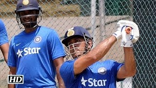 Cuttack India  City new picture : IND vs SA 2nd T20 Cuttack: Indian Team Net Practice