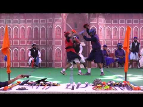 Video 5th Set FIGHTS | 4th National  Gatka (Sikh Martial Arts) Championship download in MP3, 3GP, MP4, WEBM, AVI, FLV January 2017
