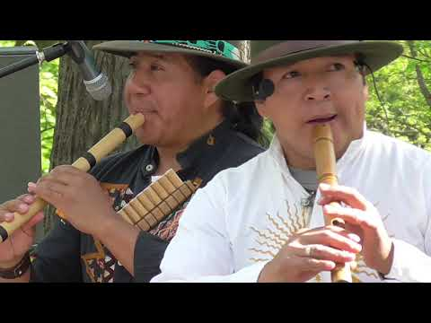 Tarjetas de amor - Хрустальная грусть. Музыка индейцев.  Inty «Pakarina» & «Ecuador Indians».