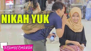 Video BISIKIN KE CEWEK NIKAH YUK - Bram Dermawan MP3, 3GP, MP4, WEBM, AVI, FLV September 2018