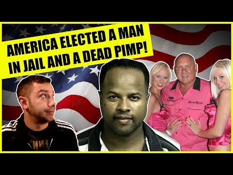 America Elected A Man In Jail And A Dead Pimp Plus Sessions And Acosta!