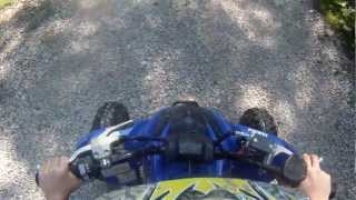 11. Raptor 125 top speed