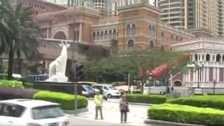 Macau Macao  city photos : Macau / Macao /澳門金沙城中心康萊德酒店 - The Conrad and other Cotai hotels, 4 May 2015