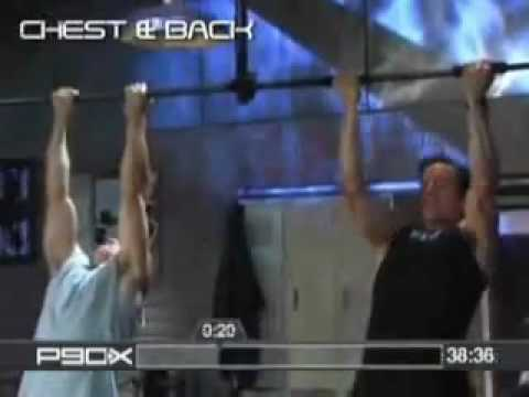 P90X Sample Workouts