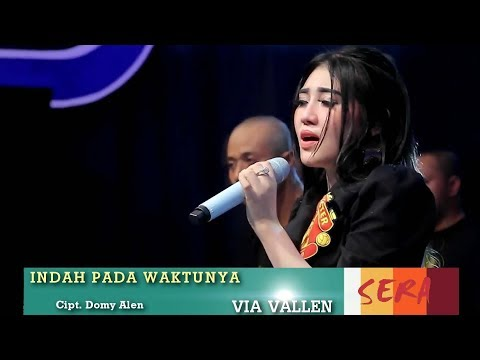 Video Via Vallen - Indah Pada Waktunya [OFFICIAL] download in MP3, 3GP, MP4, WEBM, AVI, FLV January 2017