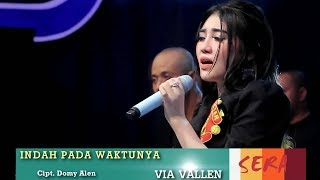 Video Via Vallen - Indah Pada Waktunya [OFFICIAL] MP3, 3GP, MP4, WEBM, AVI, FLV Maret 2019