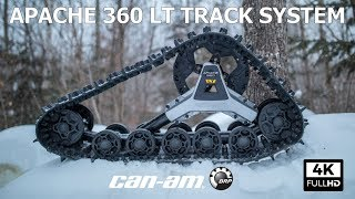 9. Apache 360 LT Track System // 2019 Can-Am Defender XT HD8