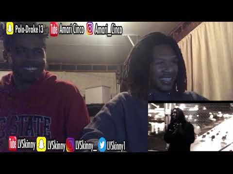 Rob Vicious (Shoreline Mafia) - Ain't Me (Reaction Video)