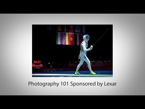 101 - Sponsored by Lexar The basics of photography - for the beginner wanting to know how to take better images. Learn the proper way to shoot good photos with any...
