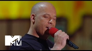 Nonton Vin Diesel Sings 'See You Again' For Paul Walker At The Movie Awards | MTV Film Subtitle Indonesia Streaming Movie Download