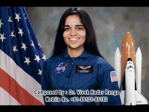 Video Dedicated to Kalpana Chawla