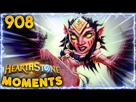 Getting DESTROYED By RNG! | Hearthstone Daily Moments Ep.908