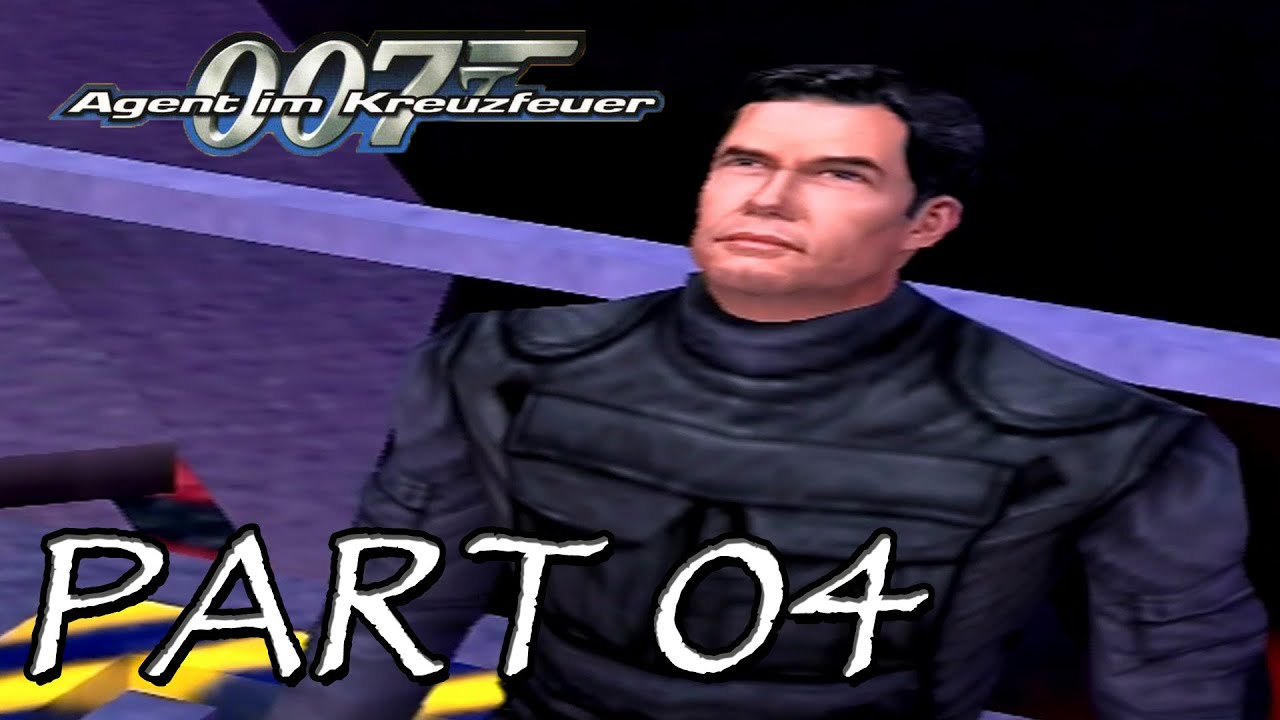 Bonds Finale – Let's Play: Agent im Kreuzfeuer (PS2) Part 4