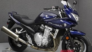 1. 2009  SUZUKI  GSF1250S BANDIT 1250 S  - National Powersports Distributors