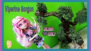 Обзор на Monster High Viperine Gorgon