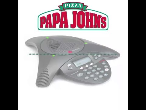 Overheard: Leaked Audio of Papa John's Conference Call Prompts Apology, Resignation of Founder