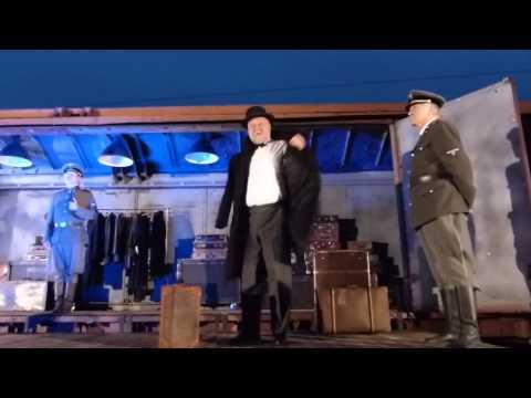 Vlak Lustig prišiel aj do Popradu. Priviezol príbeh o ľudskosti v krutej dobe