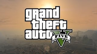 Grand Theft Auto 5 Time-Lapse: World in Motion