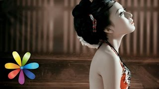 САЛОН НА ДОМУ: 3 секрета молодости японских гейш! – Все буде добре — Выпуск 650 — 11.08.15