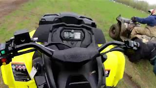 8. First Ride with the Can Am Outlander 570 XMR Part 2! Ft. Rob Sanders