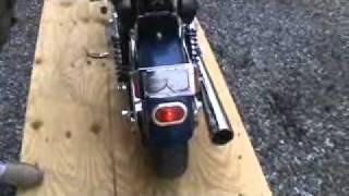 8. 1993 Harley Davidson Dyna pt 2