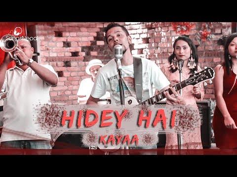 (Hidey Hai - Kayaa Band | nepali Pop Song 2018 - Duration: 5 minutes, 8 seconds.)