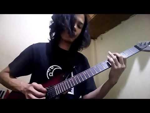 AUTICED - Senja Berkarat Guitar Solo Cover